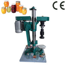 Metal cap closer machine, bottle cap machine
