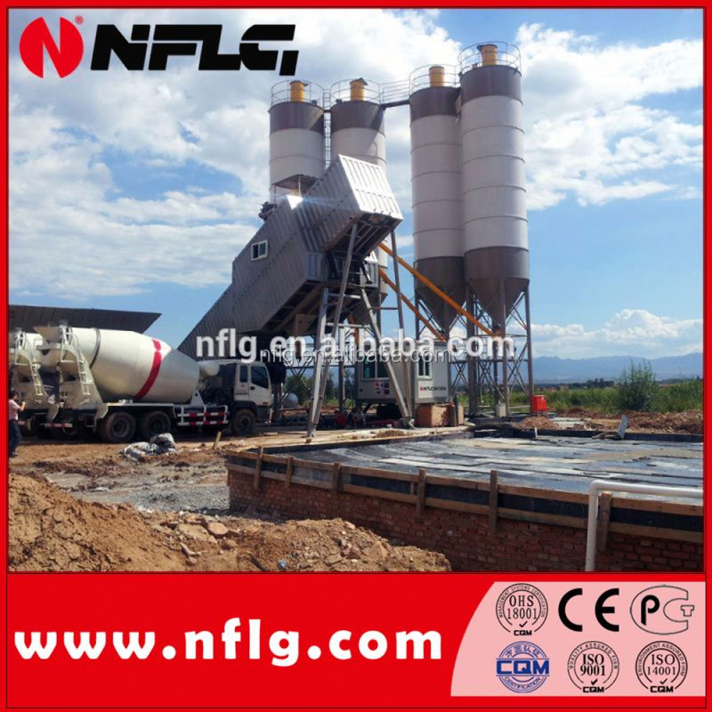 The famous brand Mobile Concrete Mixer Batching Plant for sale