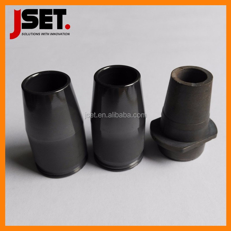 Si3N4 silicon nitride ceramic welding nozzle customized