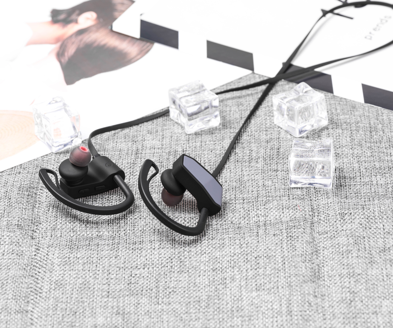 Portable Waterproof Wireless Smart Headphone Wireless Mini Stereo Headset Sport Handsfree Earphone