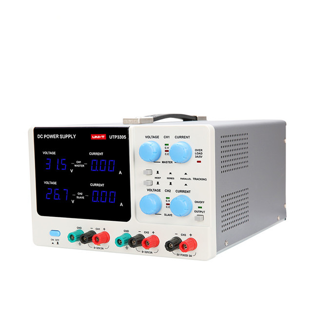 UNI-T UTP3305 DC Power Supply Dual Channels power <strong>source</strong> 64V 5A