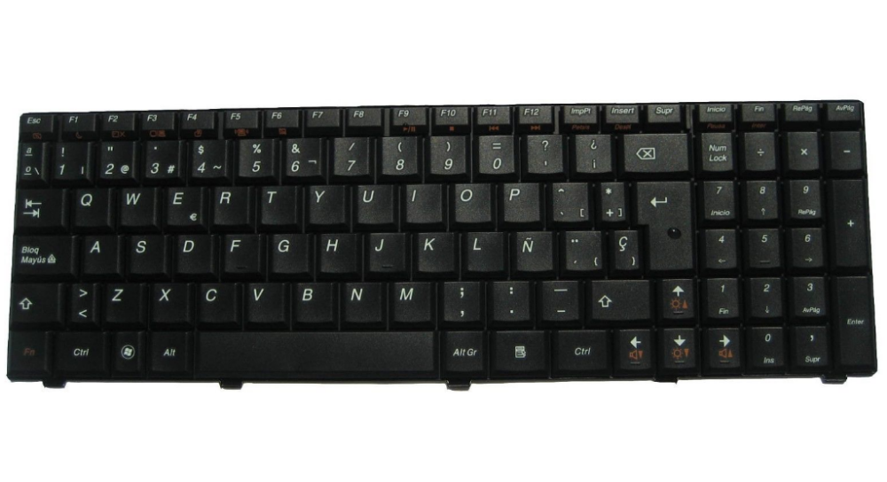 SP Teclado Spanish For lenovo Ideapad G560 G565 G560e SP LA laptop keyboard