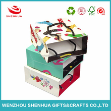 Cheap price a4 paper gift bags with handles