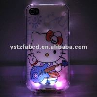 LED Light-emitting Silicone Cellphone Shell