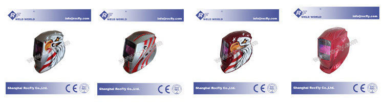 AS-2000F auto darkening welding helmet
