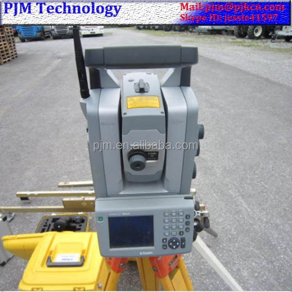 PROFESSIONAL TRIMBLE S8 ROBOTIC TOTAL STATION online survey instruments