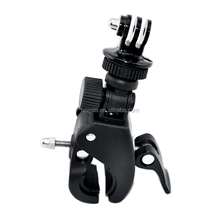 Telesin rotating camera mount for gopro camera accessories