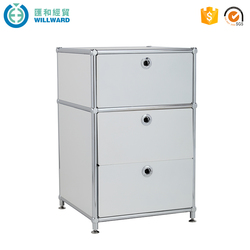 China manufacturer modern office low TRANSCUBE modular filing cabinet for sale