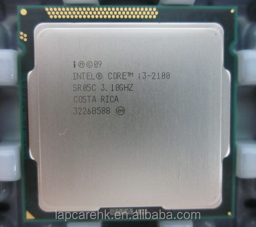 used I3 2100 cpu(3.10Ghz / 3M ) fully tested original in stock Best price processors