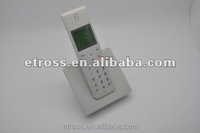ETS-9188 ,GSM Fixed Wireless Phone , Dot-matrix display with Chinese, English, Spanish optional.