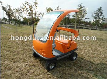 Mini 800W 48V electric golf car