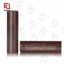 Authentic LG HG2 New Version With CAUTION and Old Version 18650 3000mAh 20A Battery