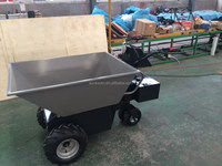 Electric mini dumper / Electric wheelbarrow