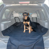 Dog Car Seat Cover Universal Waterproof Pet Seat Cover Car Trunk Cover For Pets