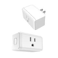 Wi-Fi Control Electric Power Plug Support Google Home Wifi Smart Plug Us