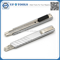 Utility Knife Application and Steel Blade Material Hand tool Knife Auto Load Utility knife manufacture