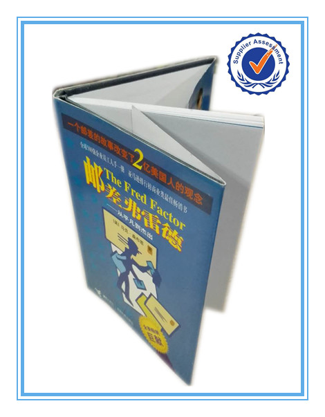 Hardcover Story books printing