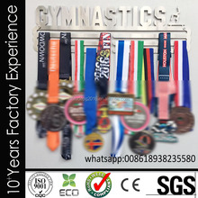 medal hanger Factory personalized gymnastics medal hanger with great price