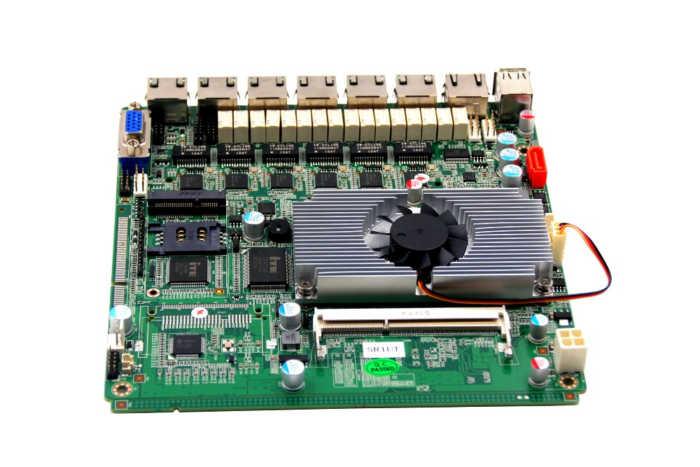 gigabyte desktop computer motherboard with 4*USB2.0 pin header, Max. Current supported 5V/1A