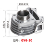 SCOOTER GY6-50 MOTORCYCLE CYLINDER KITS/MOTORCYCLE CYLINDER BLOCK/CYLINDER MOTORCYCLE