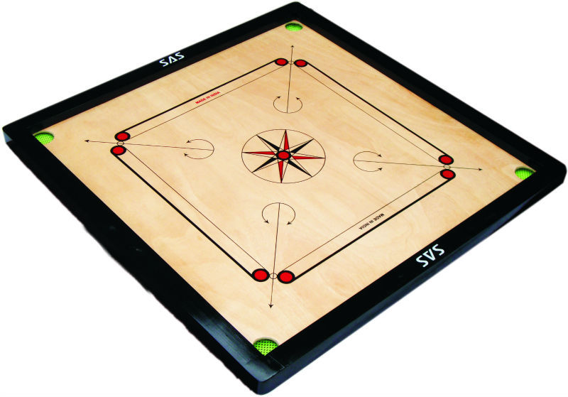 SAS Large Carrom Boards With Black Border