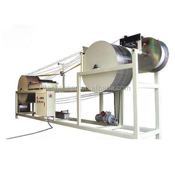 Cotton candle wick paraffin dipping machine candle making machine