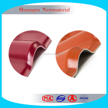 Multi layer Upvc Roof Sheet/plastic cover roofing/Hot Sale- Transparent Plastic Roof Tile for Greenhouse
