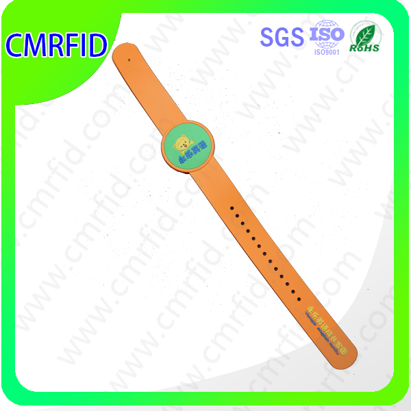 HF 13.56MHz NFC mobile RFID wristband watch
