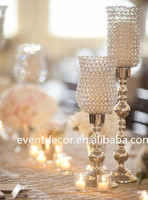 New Product! beautiful calabash crystal centerpiece, wedding crystal centerpiece