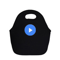 Durable Cooling Promotional Neoprene Lunch Bag,Cooler Thermal Bag,Insulated Cooler Bag with high quality