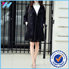 Yihao 2015 Womens loose suede leather autumn Tassel jacket coat parkas outwear
