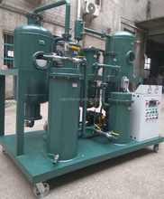 TYC Industrial lube oil regeneration system/used engine oil purification