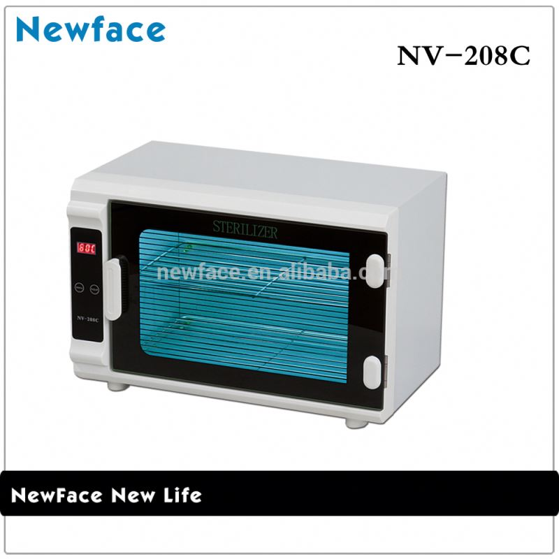 NV-208C best selling items disinfection container mini uv light disinfection sterilizer for manicure tools