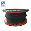 Best selling carbon steel flange rubber reducer expansion joint with various size