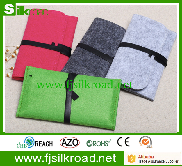 felt Fabric mobile cover for I phone/ Samsung/ LG/ Huawei/ Sonyi/ Nokia