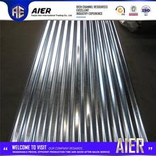 Plastic corrugated steel roofing sheet with many colors metal decking for wholesales