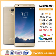 5.5 inch 4G lte M7000 3GB Ram High End Octa Core mobile phone OEM 2016