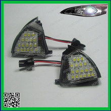 factory wholesale price LED side puddle lamp led mirror lights universal car light used