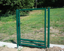 indian house main gate designs, used welded steel wire mesh fence for sale