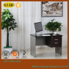 Simple design office table desktop computer desk