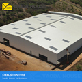 prefabricated warehouse china metal building material low cost metal roof warehouse