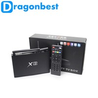 Amlogic S905 X95 Android 5.1 Tv Box 1g 8g Quad Core bluetooth android tv box xbmc full hd 1080p video In Aluminium Case