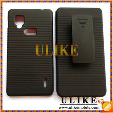 New Arrival Holster Combo Case for LG optimus G E976