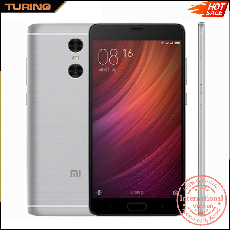 Xiaomi Redmi Red Mi Pro Made In China Fingerprint 5000 Range Smartphone Mobile Phone 3GB RAM 32GB ROM Android 6.0 13MP