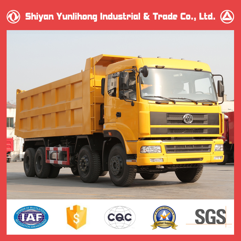 8x4 Heavy Commercial Vehicles/40 Ton Off Road Dump Trucks For Sale