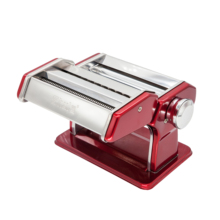 Shule household manual mini small cheap fresh Italian pasta making and cutting maker machine Italy price