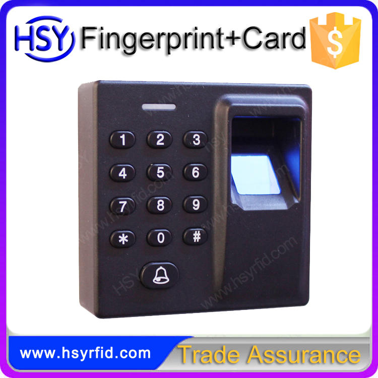 Biometric Attendance System USB communication Cheap Keypad door access