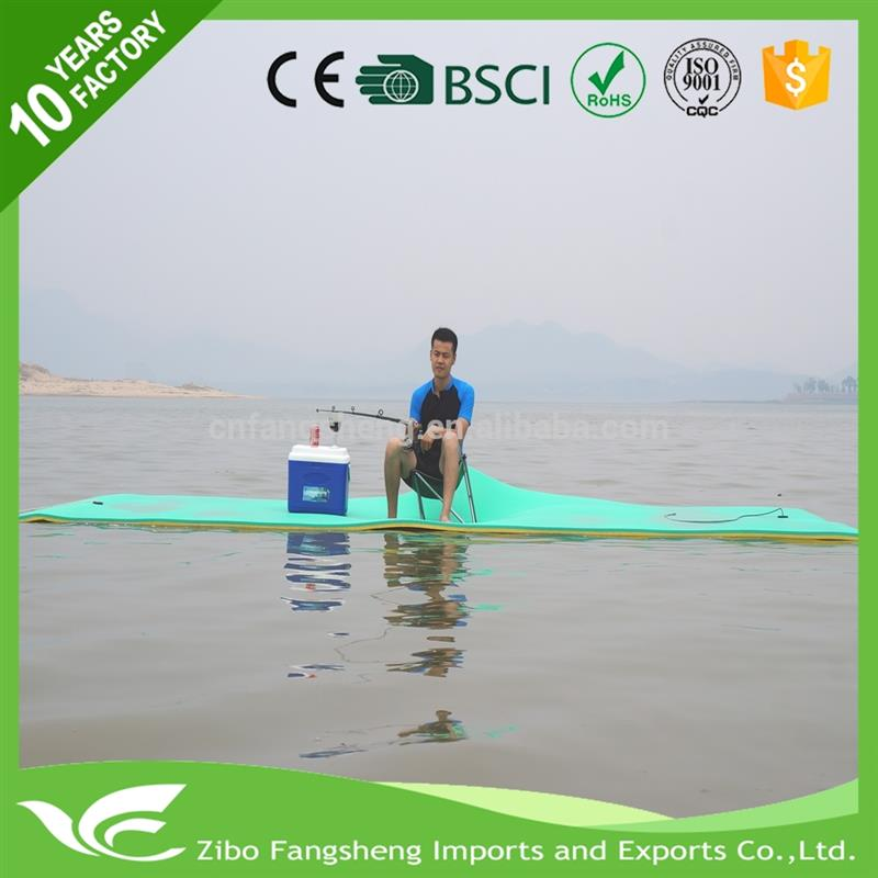 2017 New design maui mat float floating plastic foam with CE certificate