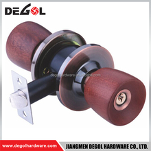 China wholesale hotel room double sided wood special door lock