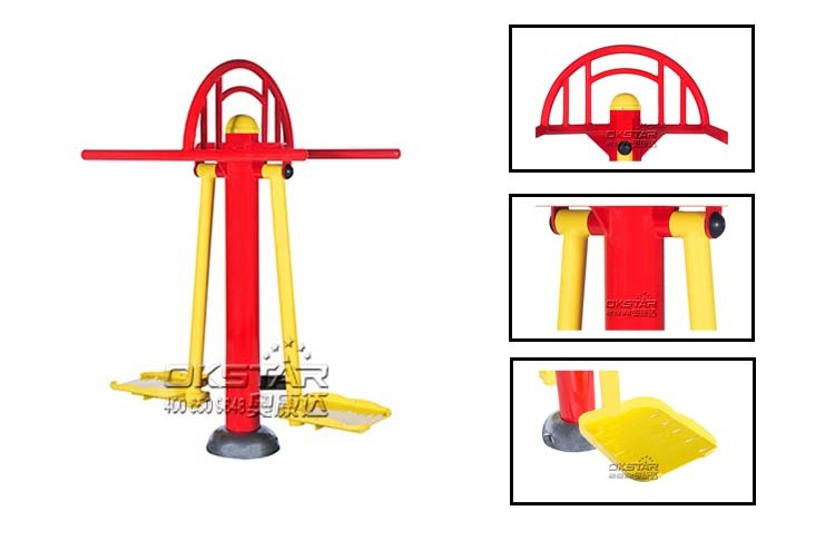 OKSTAR - China Outdoor Fitness Equipment for community parks, fitness park equipment